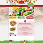 Создание интернет-магазина Mafia Pizza-1