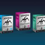 Упаковка для кальянного угля «Joker»2