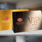 Дисконтные VIP-карты для «Gintama Бриз»