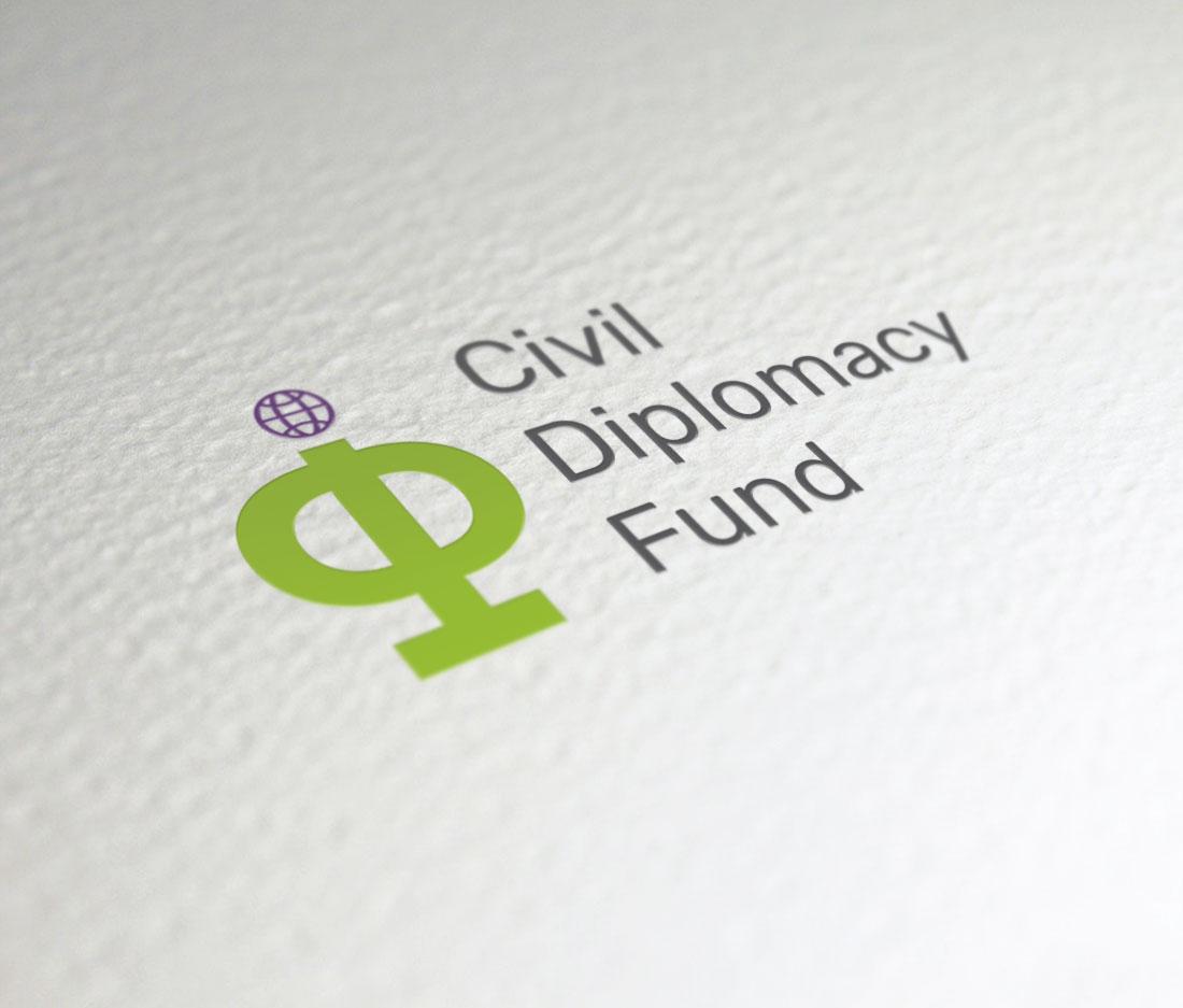 Логотип «Фонда Гражданской Дипломатии»