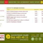 Разработка интернет магазина «Козацький перекус»-2