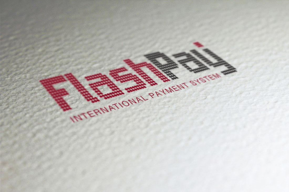 Разработка логотипа платежной системы «FlashPay»-3