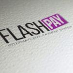 Разработка логотипа платежной системы «FlashPay»-1