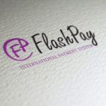 Разработка логотипа платежной системы «FlashPay»-4