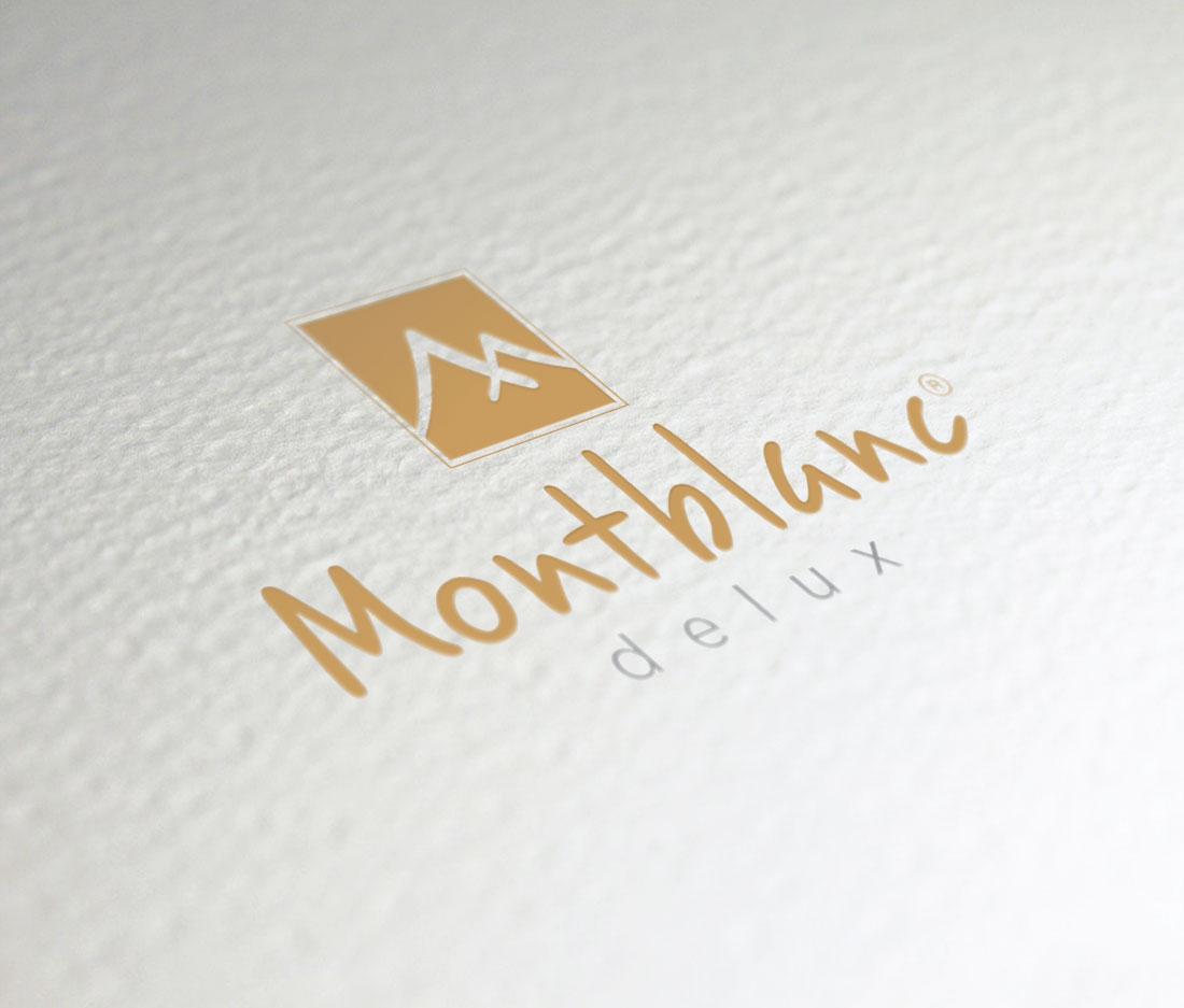 Логотип для компании «Montblanc»