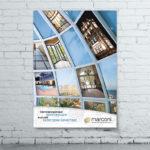 Дизайн рекламного плаката для «Marconi»2